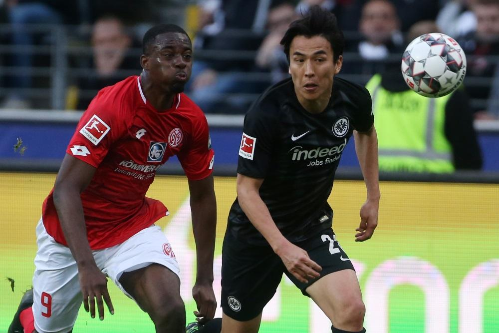 Saints Face Battle For Mainz Star