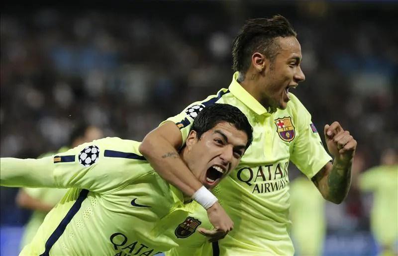 Suarez Open To Neymar Return