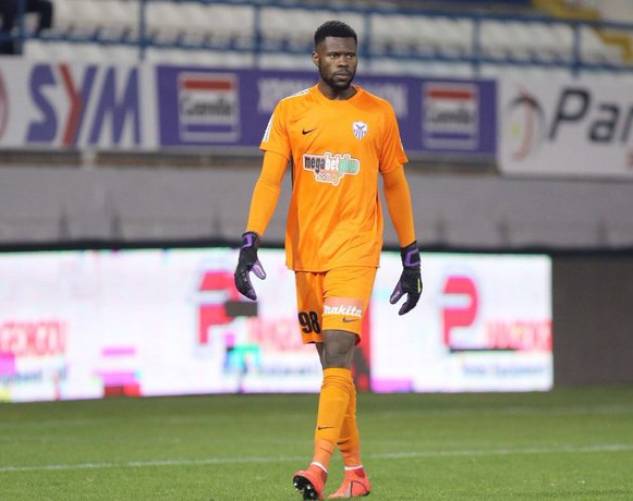 Uzoho Eager To Hit Top Form For New  Cypriot Club Omonia Nicosia