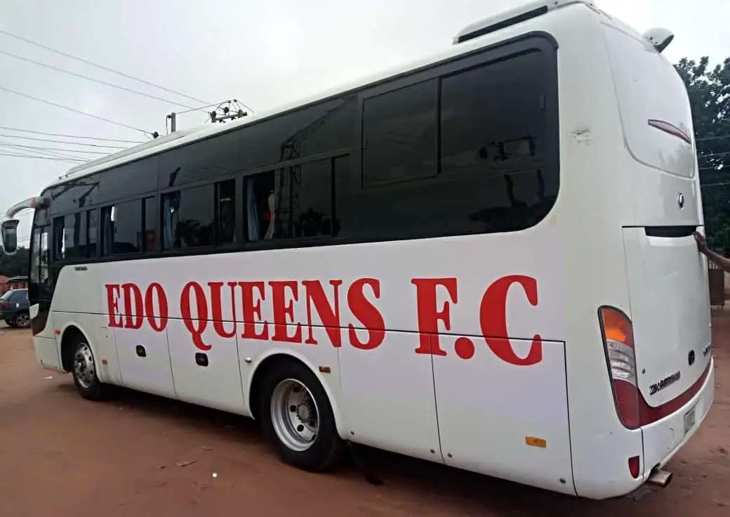 NWFL Lauds Governor Obaseki For  Bankrolling Edo Queens Ahead New Season