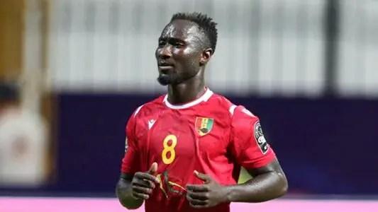 Guinea's Keita Flies Back To Liverpool For Treatment