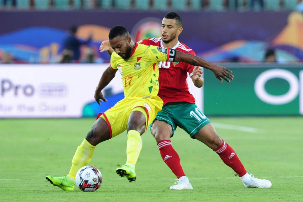 Benin Shock Morocco, Win 4-1 On Penalties To Reach AFCON 2019 Q/Finals