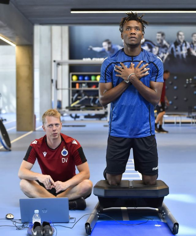 Okereke Joins Club Brugge From Spezia, Signs Four-Year Contract