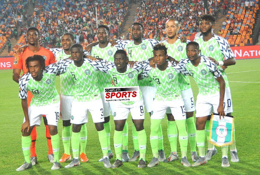 BRILLIANT! Eagles' Rating In AFCON 2019 Q-Final Win Against South Africa