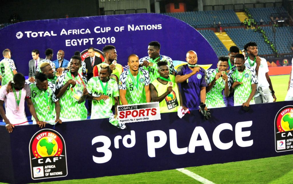 Westerhof: Eagles' AFCON 2019  Bronze Feat Not Bad; But Ighalo Retiring Too Early