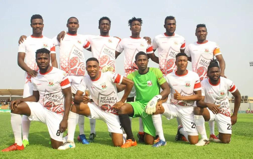 Ezekwem: Heartland Will Return to Continental Football Next Season