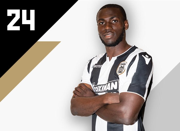 Esiti Joins Greek Champions PAOK From Gent On Four-Year Contract