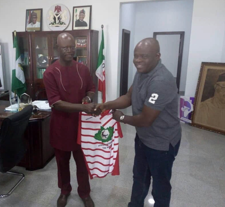 Lobi Stars Unveil Ogunbote As New Head Coach