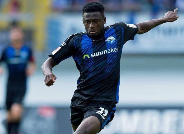 Collins Cleared To Feature For Paderborn Against  Leipzig