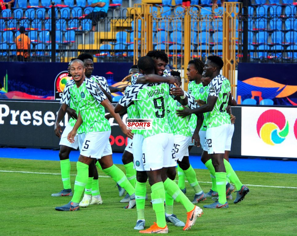 Troost-Ekong: Eagles Will Fight Hard To Beat South Africa