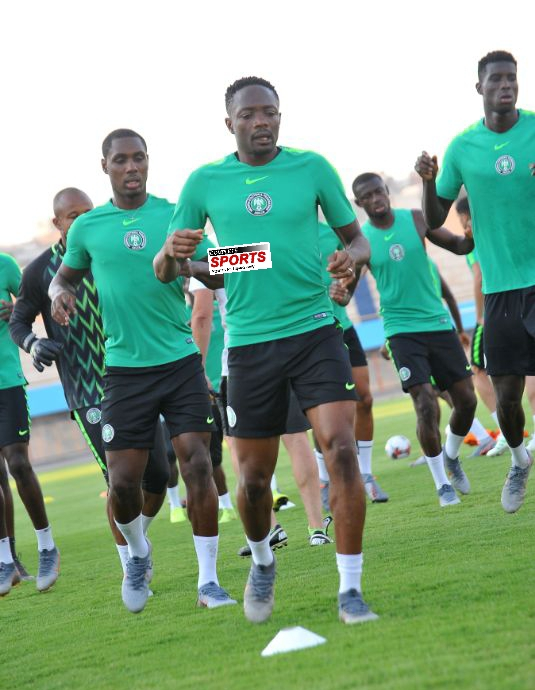 Nigeria Pillar Of Sports Agu-Ejidike Urges Eagles To Attack Bafana With Full Force