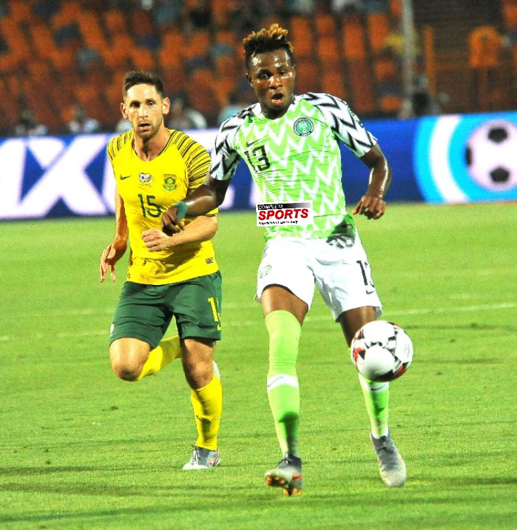 Bonfrere: Nigeria's Young AFCON 2019 Players Can Make Eagles Great