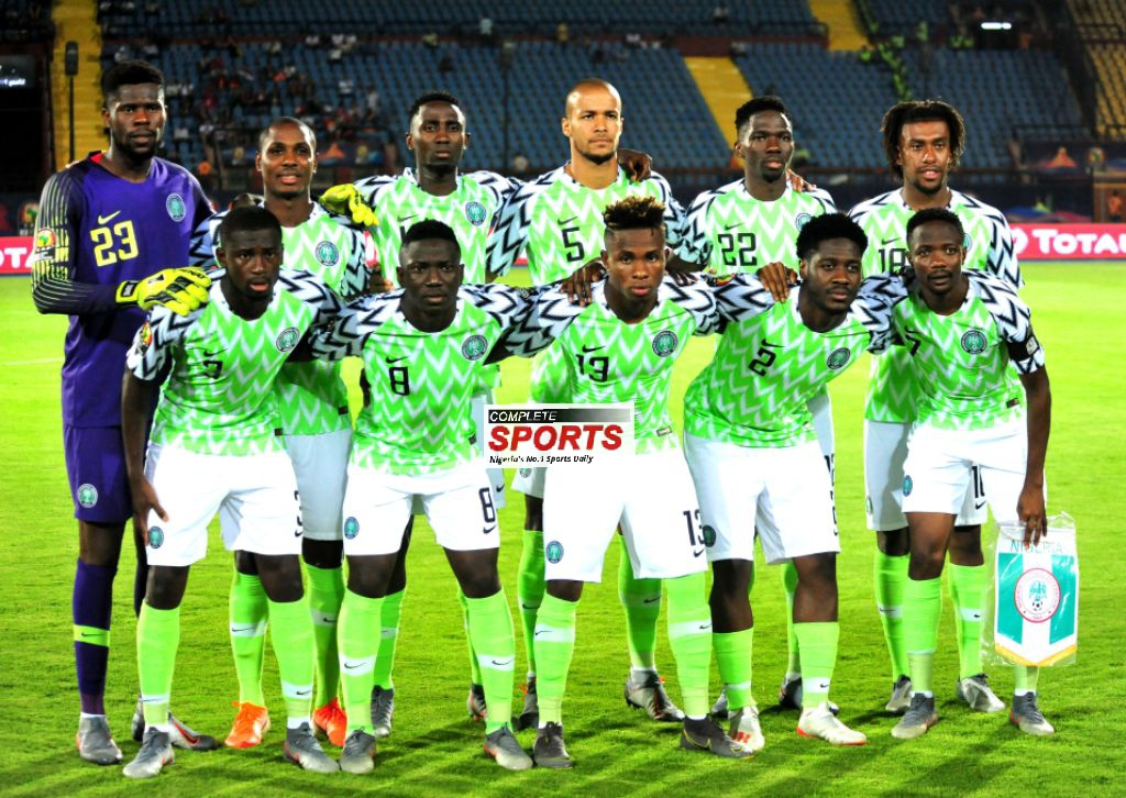 AFCON 2021 Qualifiers: Super Eagles Face Benin, Sierra Leone, Lesotho In Group L