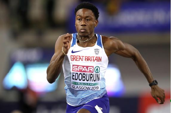 Waterman Partner With Top British Sprinter Ojie Edoburun