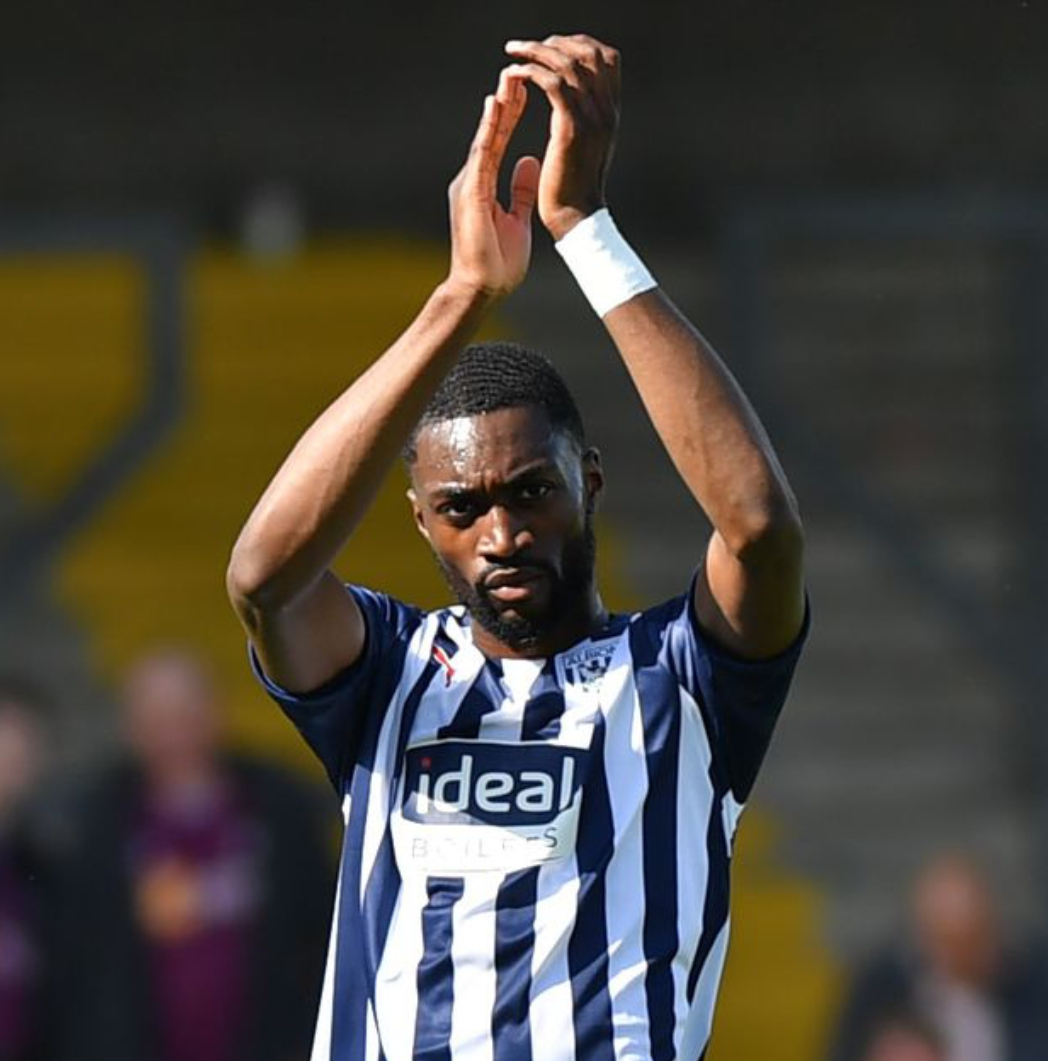 Ajayi Targets Win With West Brom In Championship Clash Vs Forest