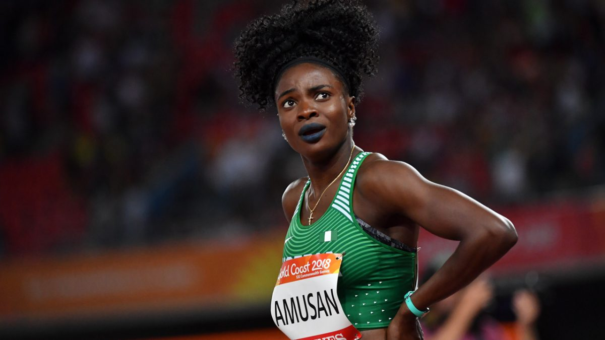Amusan Clocks 3rd Fastest Time In 2019, Races To New 12.49 Seconds Personal Best In France