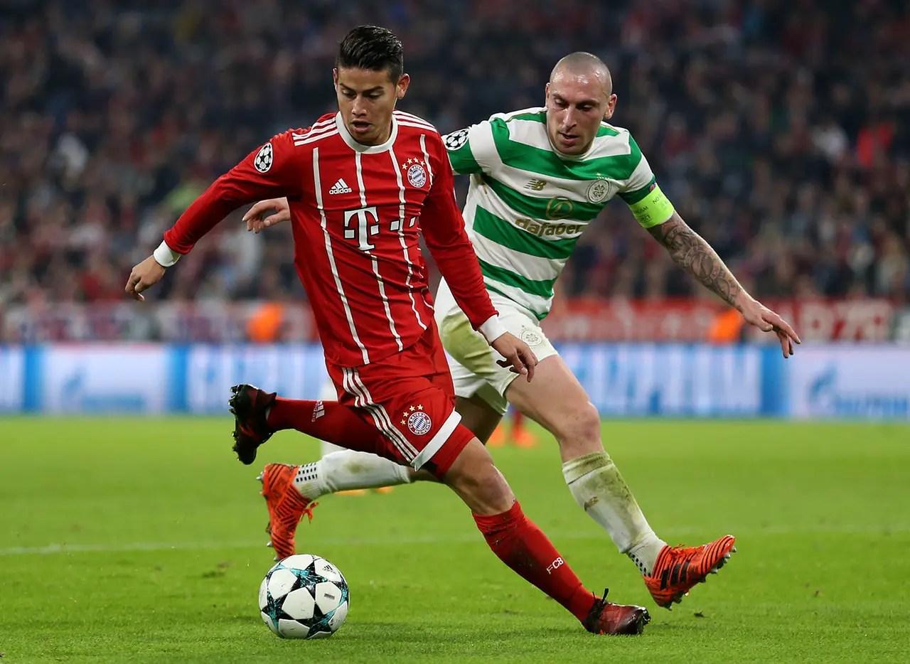 Ancelotti Upbeat On James Chances