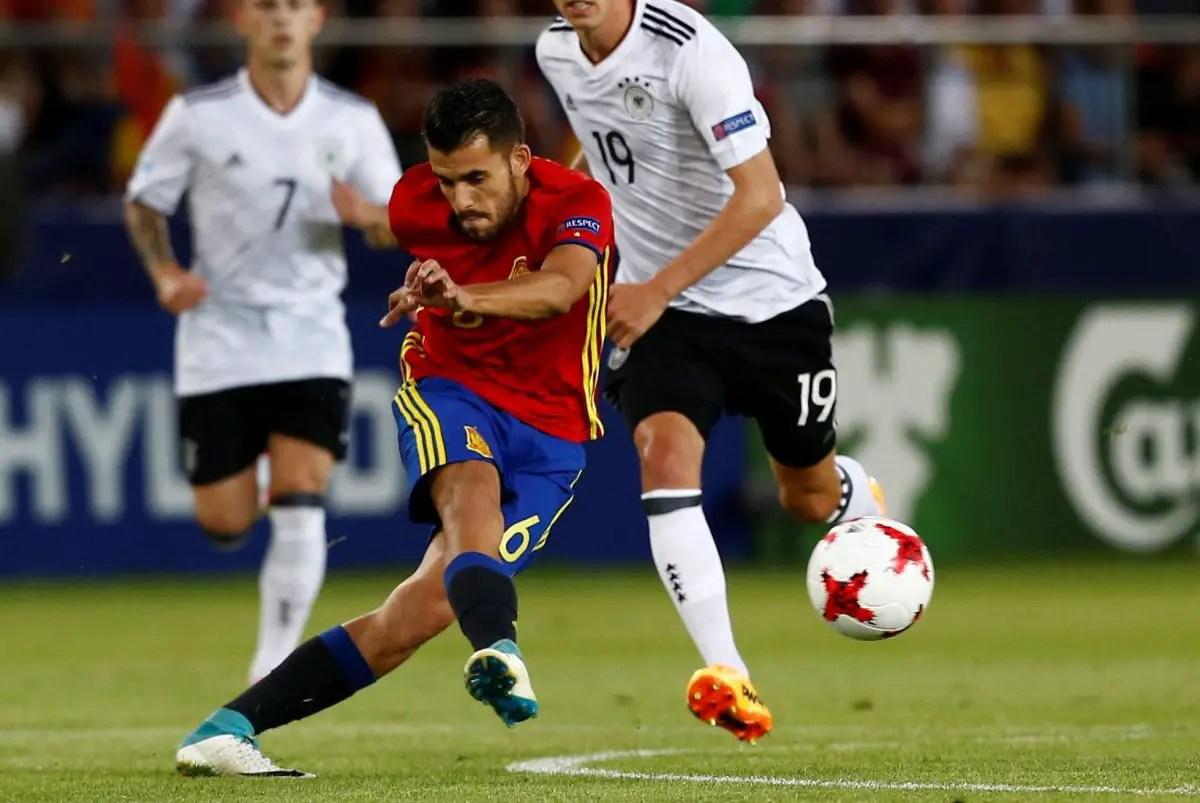 Arsenal Agree Ceballos Deal