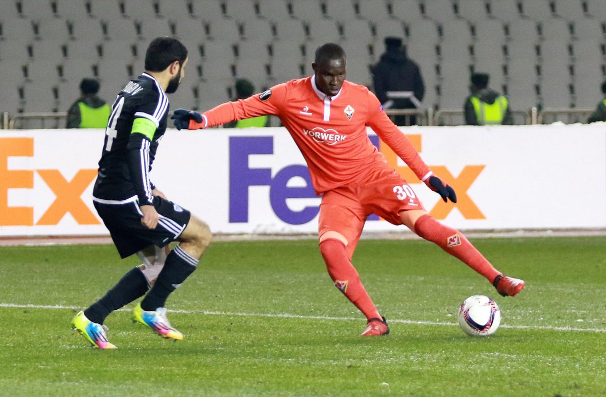 Babacar Gets The Green Light
