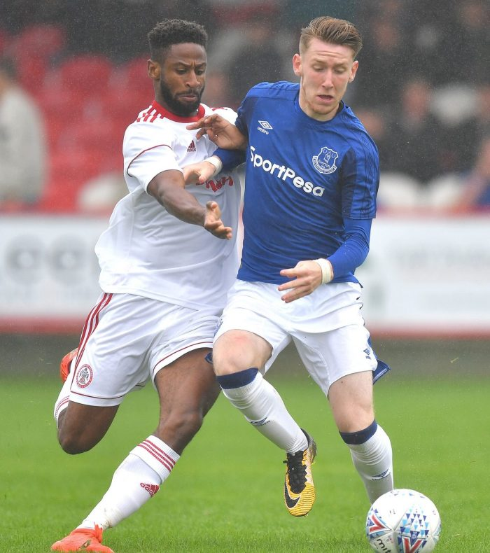 Bowler Excited By Loan Chance