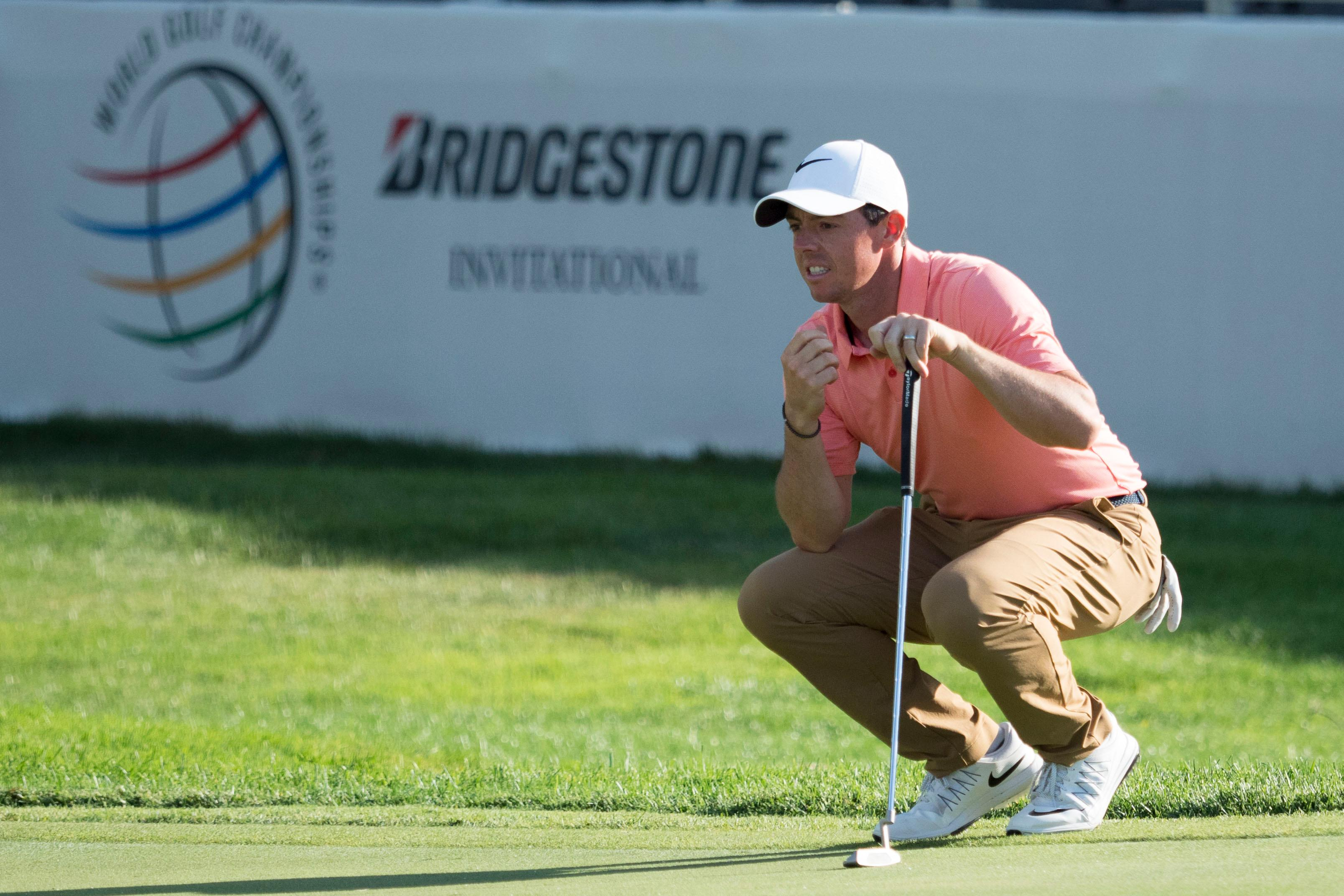 Consistency Key For McIlroy