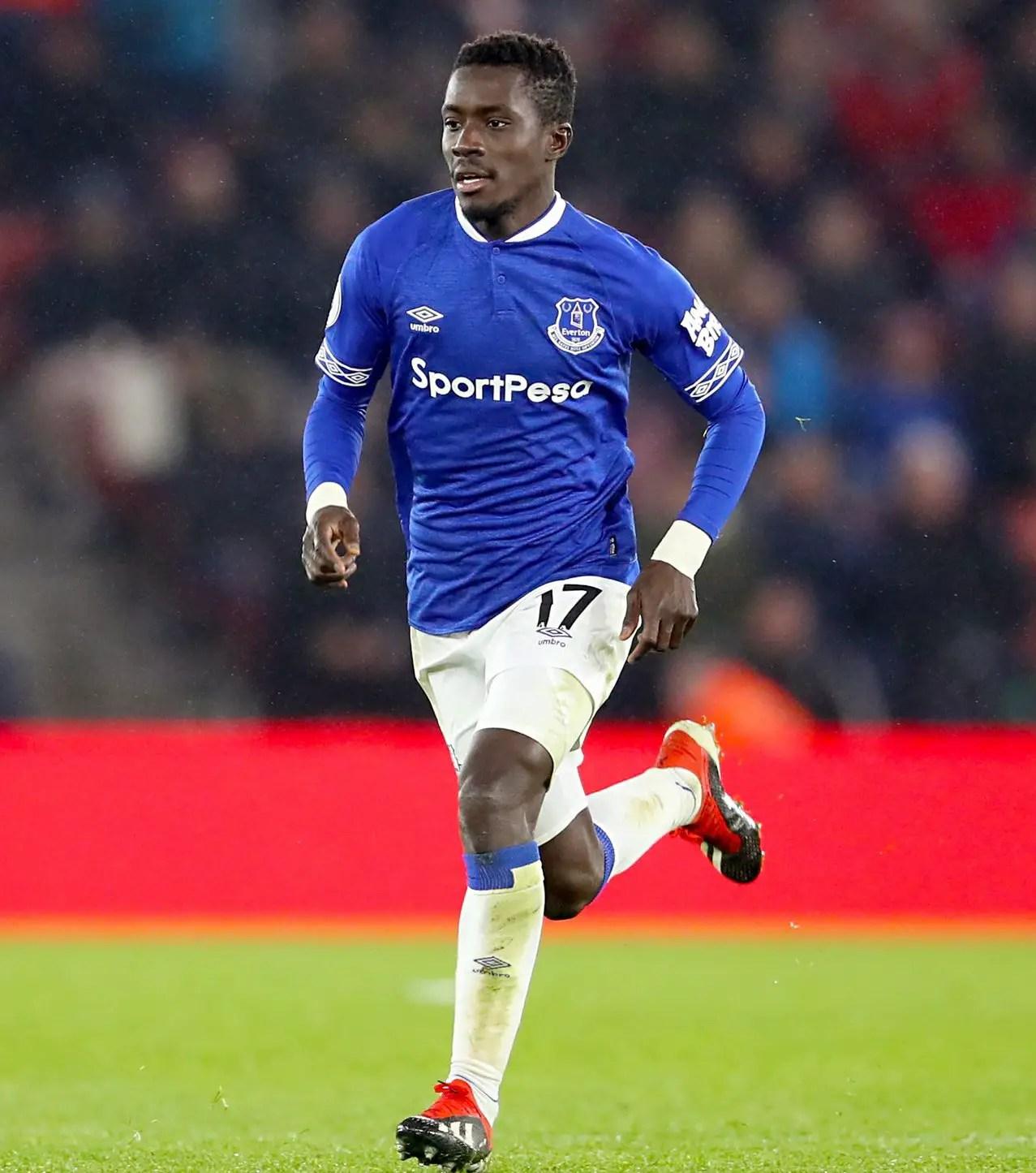 Gueye Departs Goodison For PSG