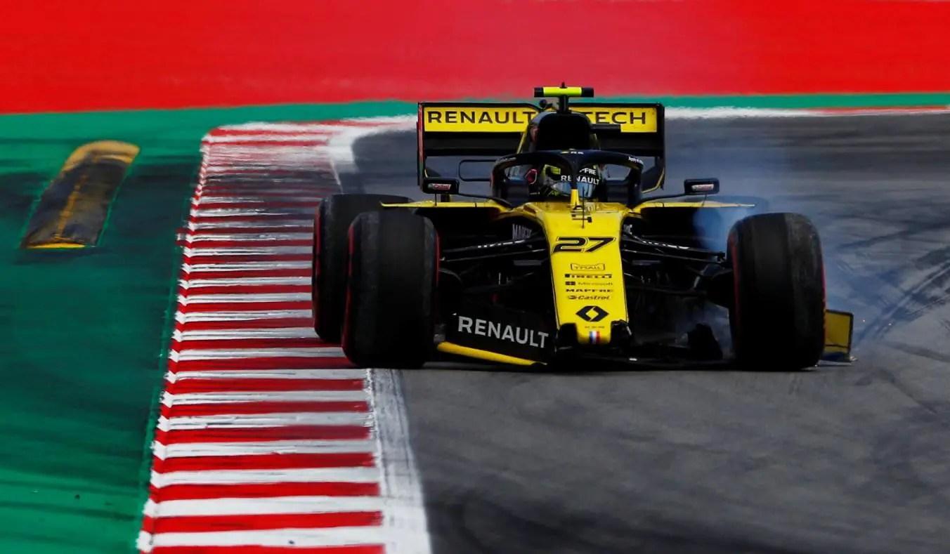 Hulkenberg Doubts Renault's Future Title Hopes