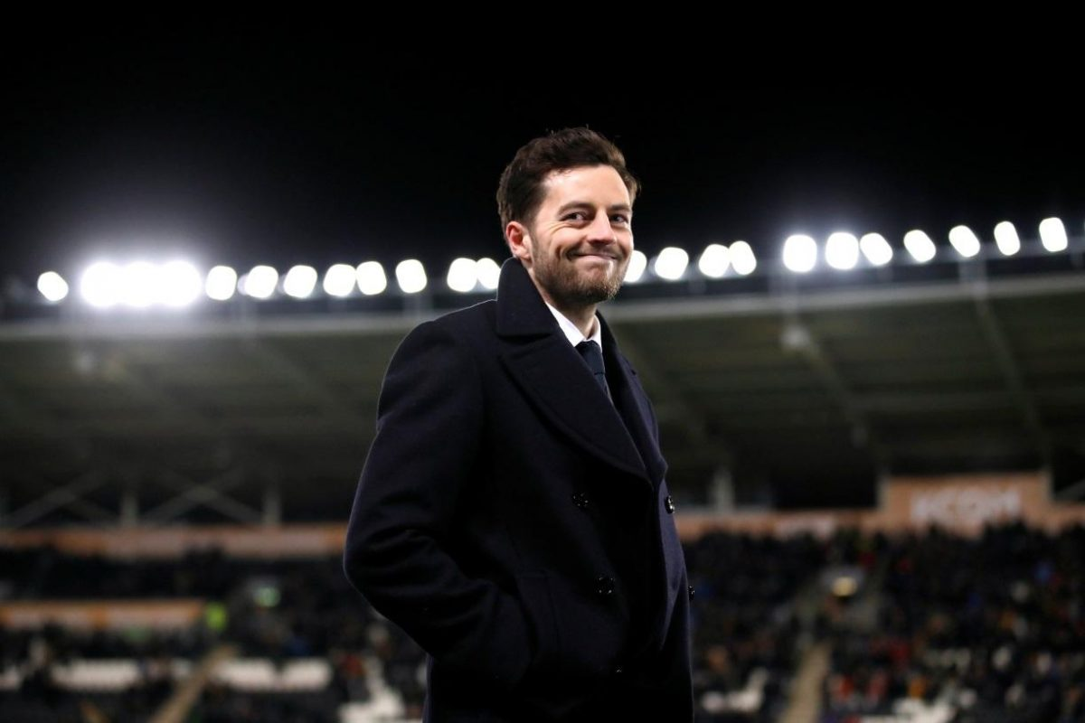 Mason Takes Up New Spurs Role