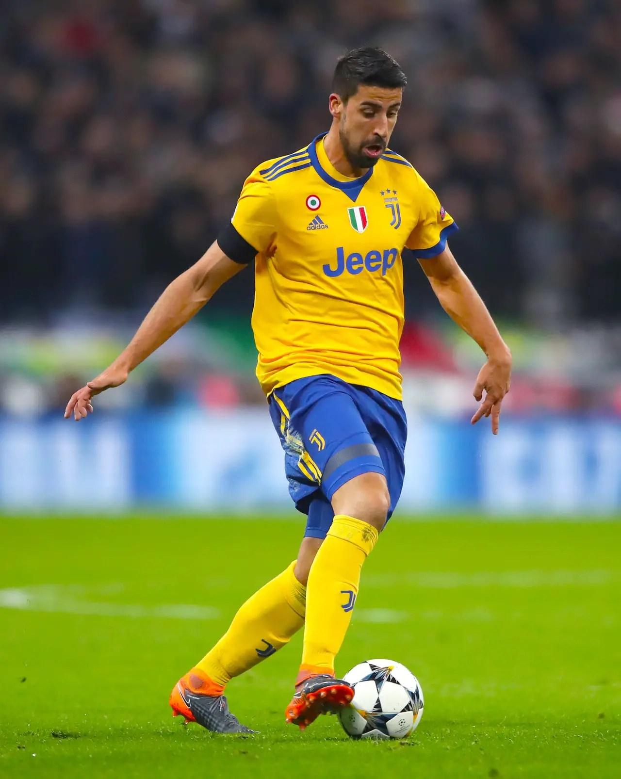 Midfielder Linked With Juventus Exit