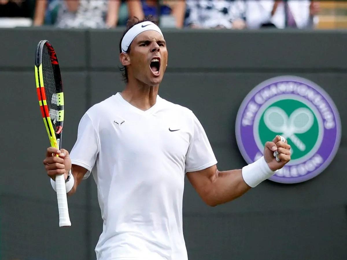 Nadal Sets Up Federer Semi Clash