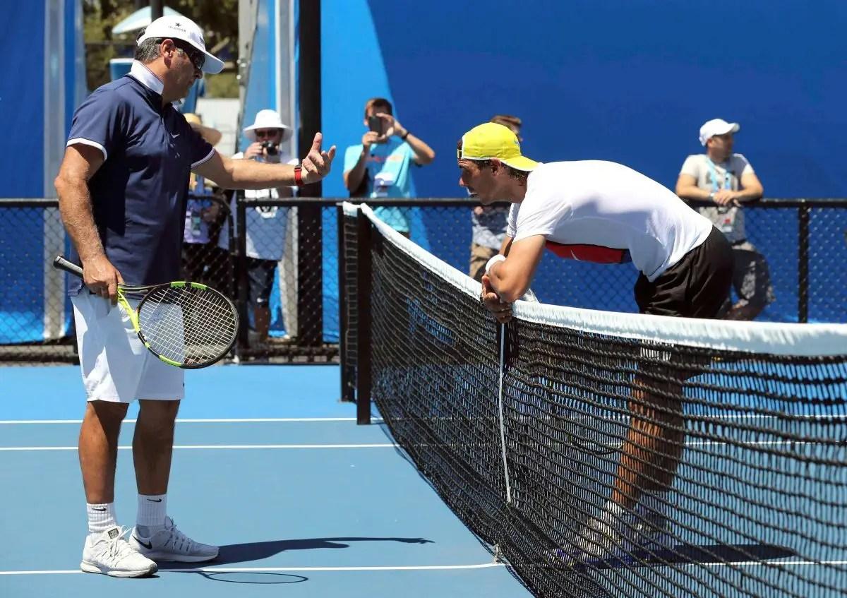 Nadal's Ex-coach Says Djokovic The Man To Beat