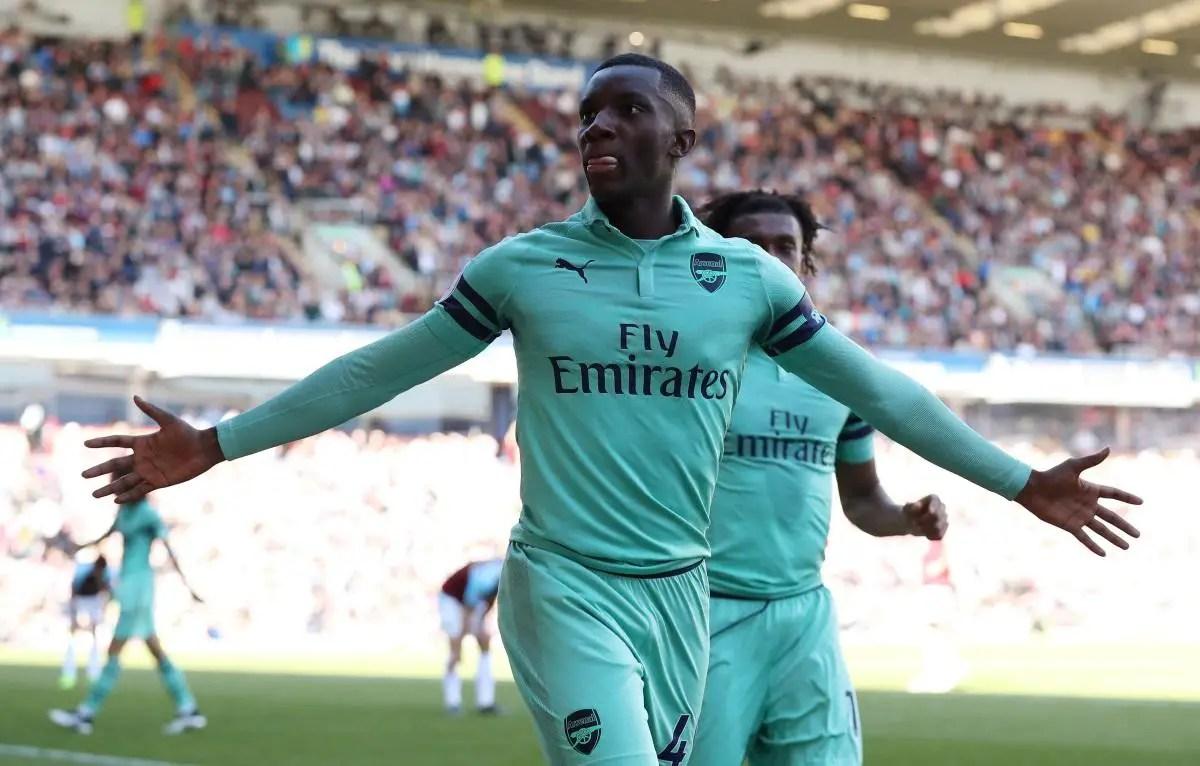 Nketiah Reveals Gunners' Ambition
