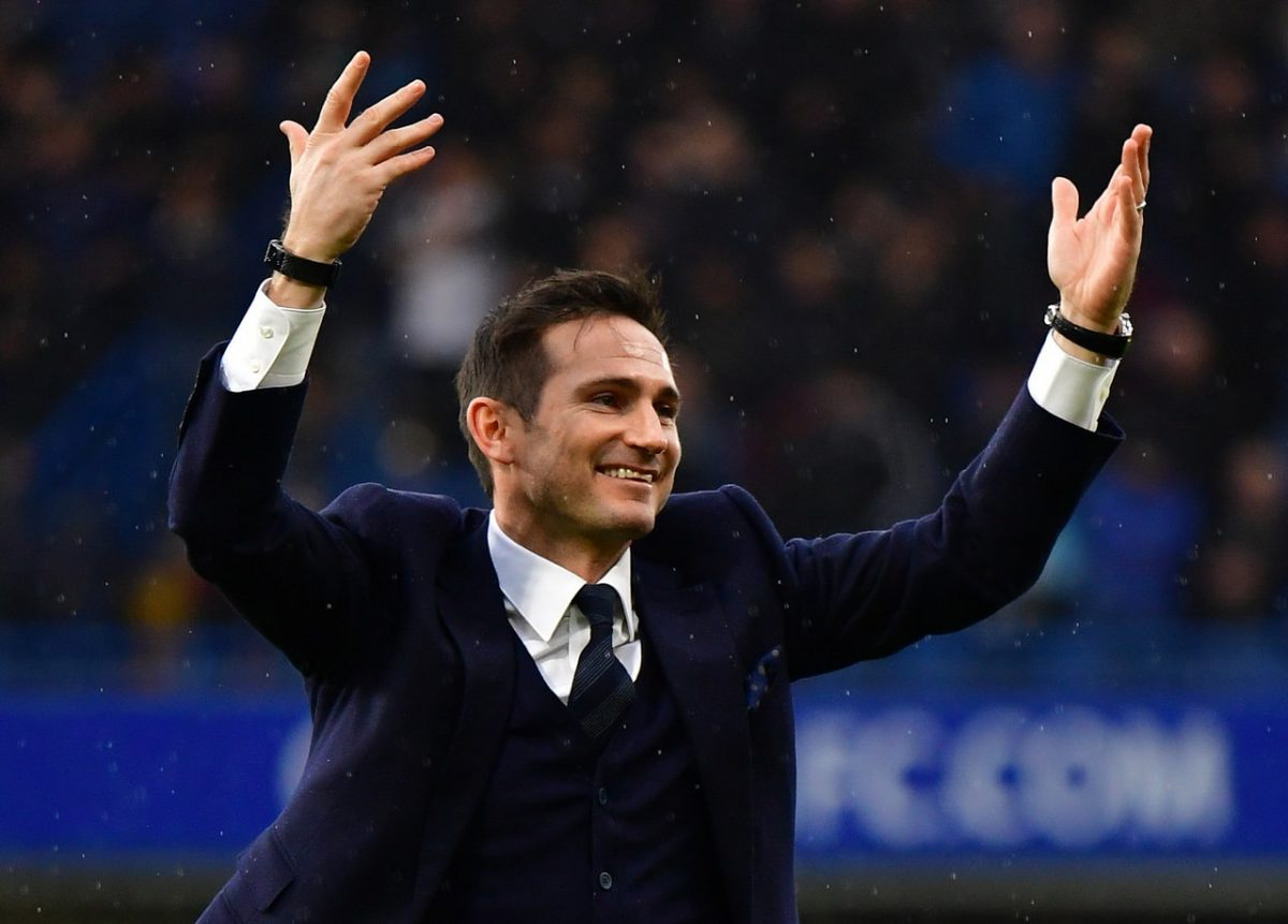 No 'old boys' Club' For Lampard