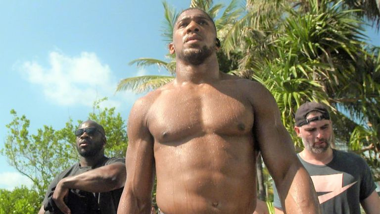 Wilder: I'm Ready To Fight Joshua Or Ruiz Jnr.