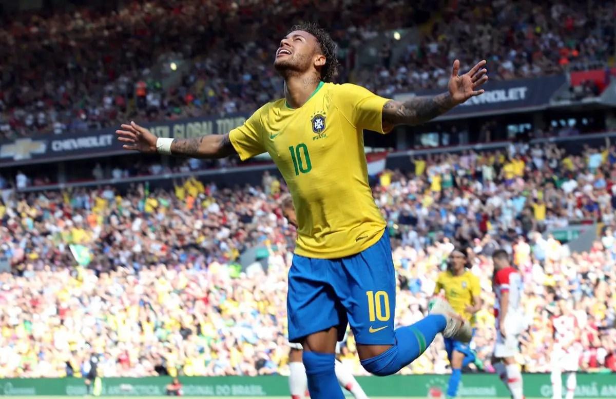Tebas Doesn't Want Neymar In La Liga