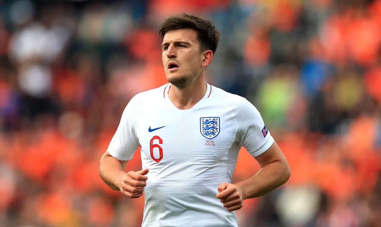 United To Splash Cash On Maguire