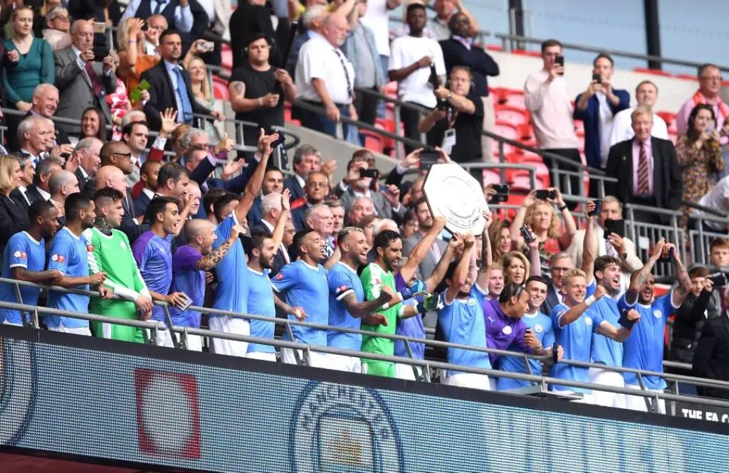 Man City Pip Liverpool On Penalties To Win Community Shield