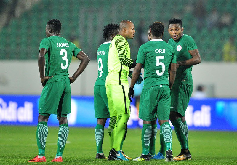 CHAN 2020: Home Eagles Face Togo In Final Qualifying Round