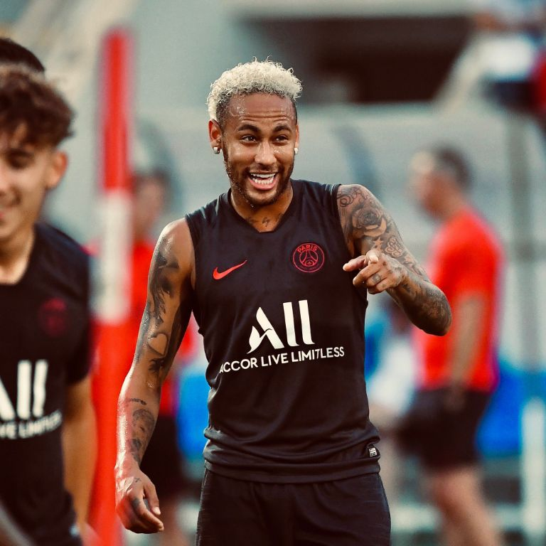 PSG Fan Group CUP Revolts As Neymar Gets Set To Play 1st Game Of Season Today