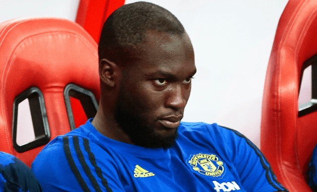 Lukaku Shuns Training To Force Move Away From Man United