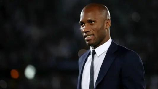 Drogba To Run As Ivorian Football  Federation President