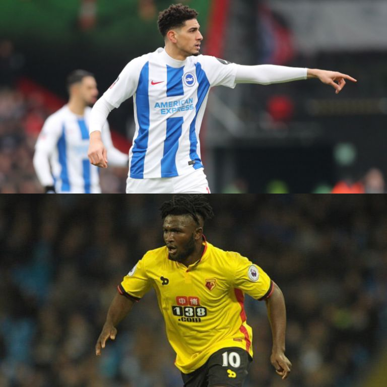 Balogun Faces Success, Dele-Bashiru As Watford Host Brighton In EPL Season Opener