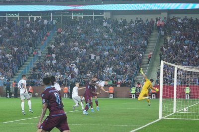 Europa League Qualifying: Mikel, Nwaekeme Help Trabzonspor Reach Playoffs