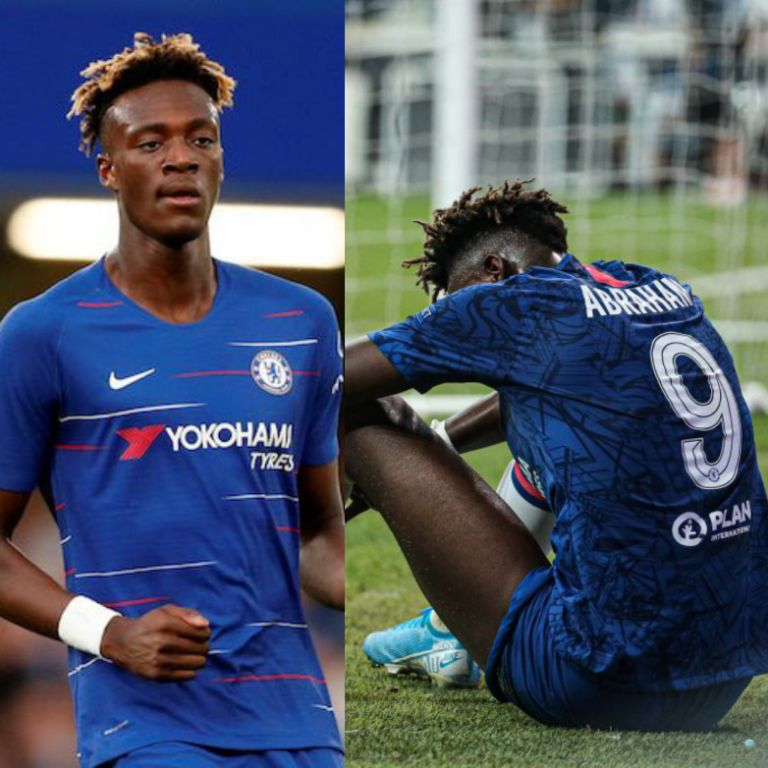 Lampard, Chelsea Back Abraham After Penalty Miss, Racist Abuse For Penalty Miss In Chelsea Super Cup Loss