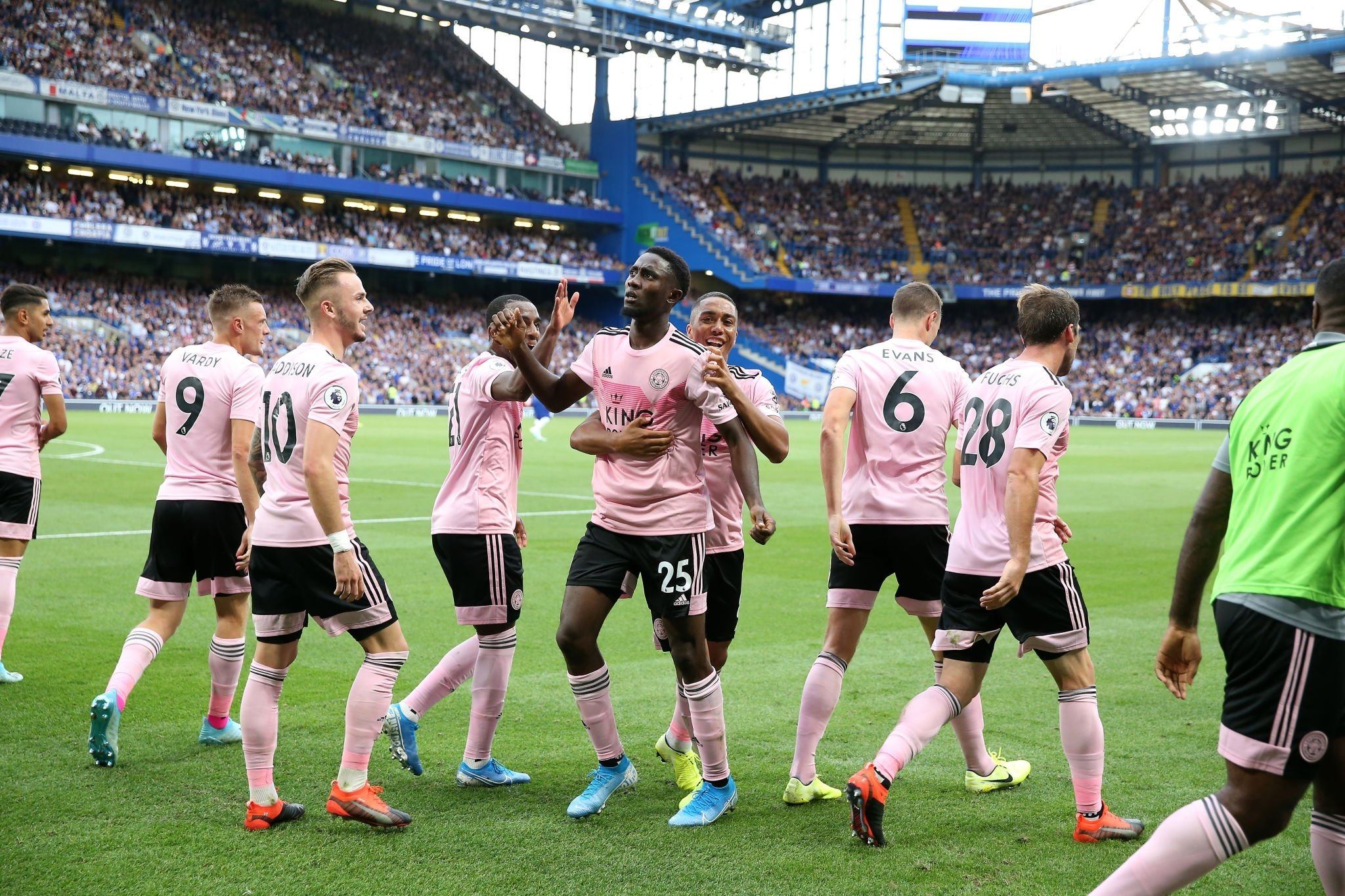 Ndidi: Leicester City Unlucky In 1-1 Draw At Chelsea