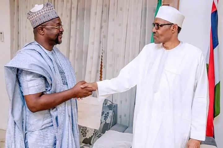 Buhari Names Veteran Journalist Dare New Youth And Sports Minister......