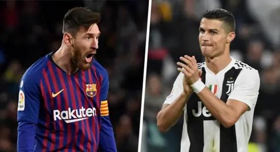 Ronaldo: Messi Makes Me A Better Player