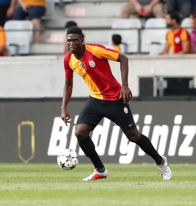 Valentine Ozorwanfor Joins Turkish Club Denizlispor On Loan