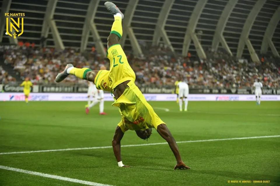 French Ligue 1: Simon Nets Winner On Nantes Debut, Kalu Bags Assist In Bordeaux Away Win
