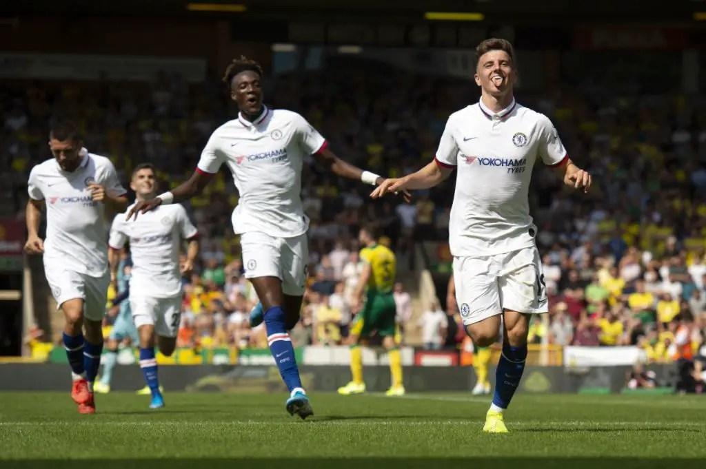 Abraham Nets Brace As Chelsea Pip Norwich 3-2, Bag First Win Of Season
